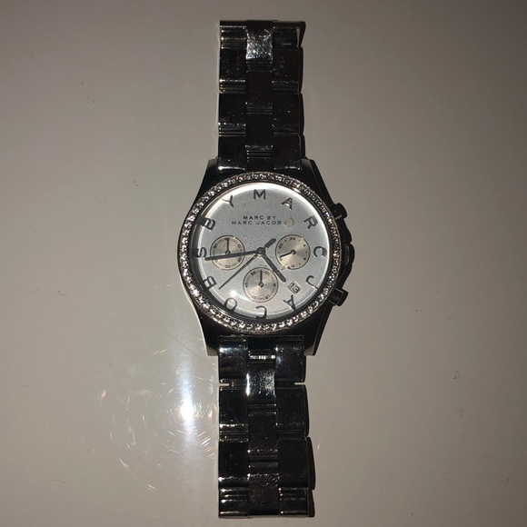 Marc By Marc Jacobs Accessories - Marc by Marc Jacobs Silver Watch